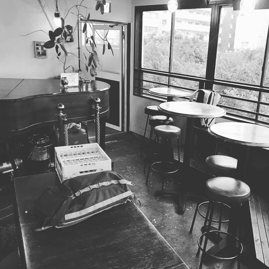 Cafe Bar(準備中)